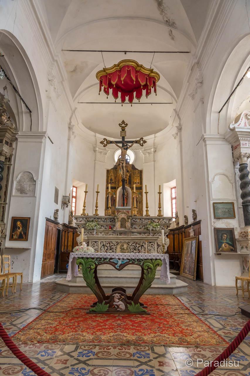 Calvi - Kirche Saint-Jean-Baptiste