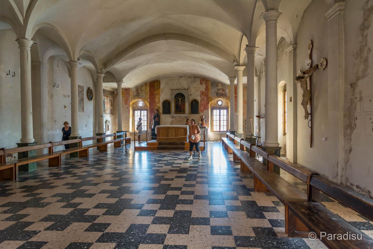 Oratorium Saint-Antoine Abbé Calvi