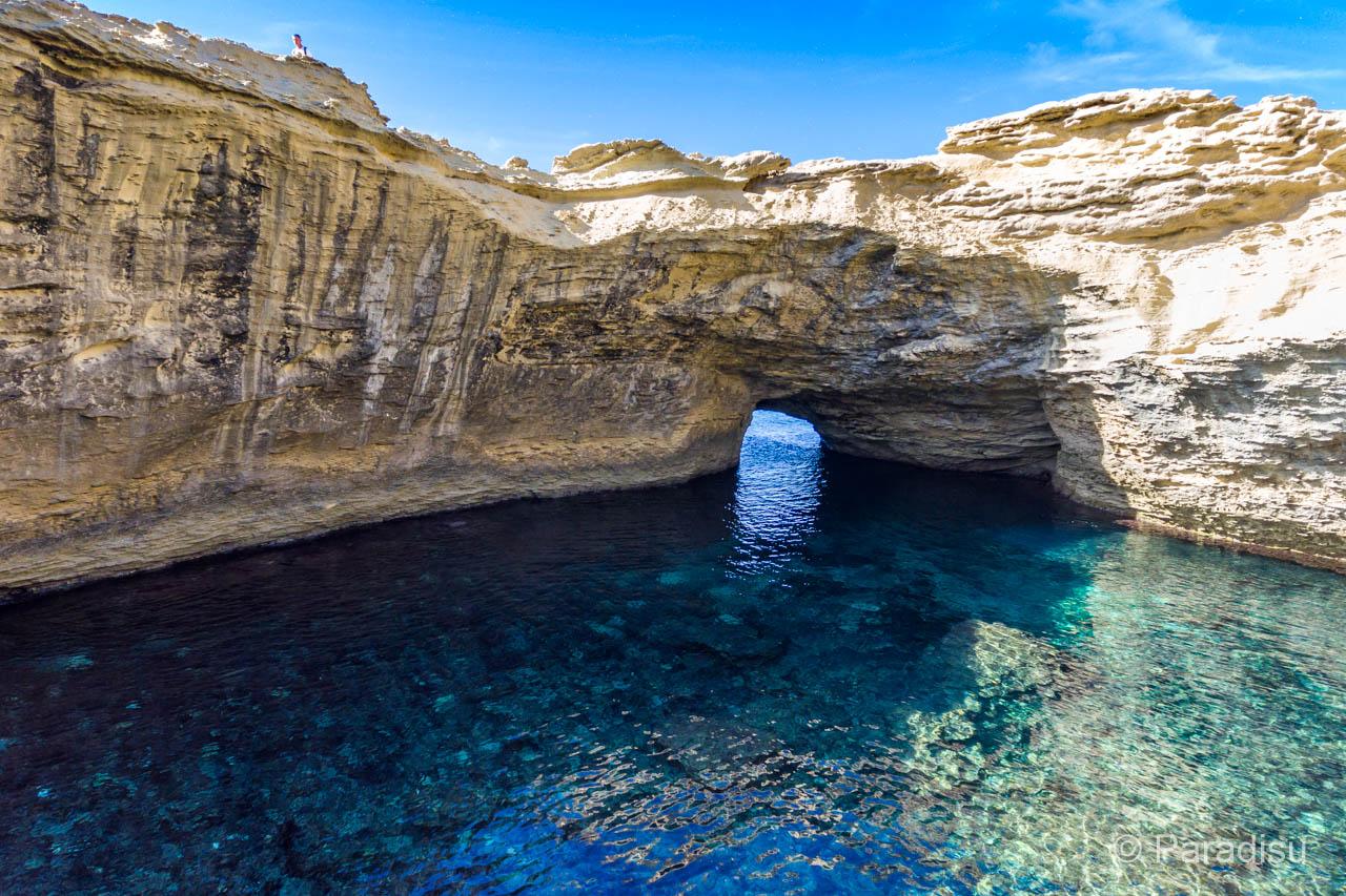 Capo Pertusato Grotte