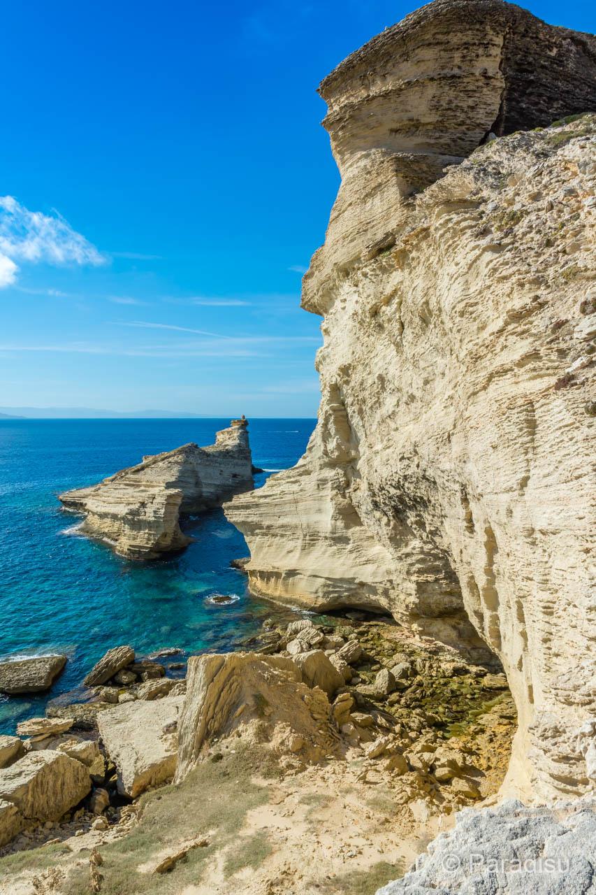 Capo Pertusato und Ile Saint-Antoine