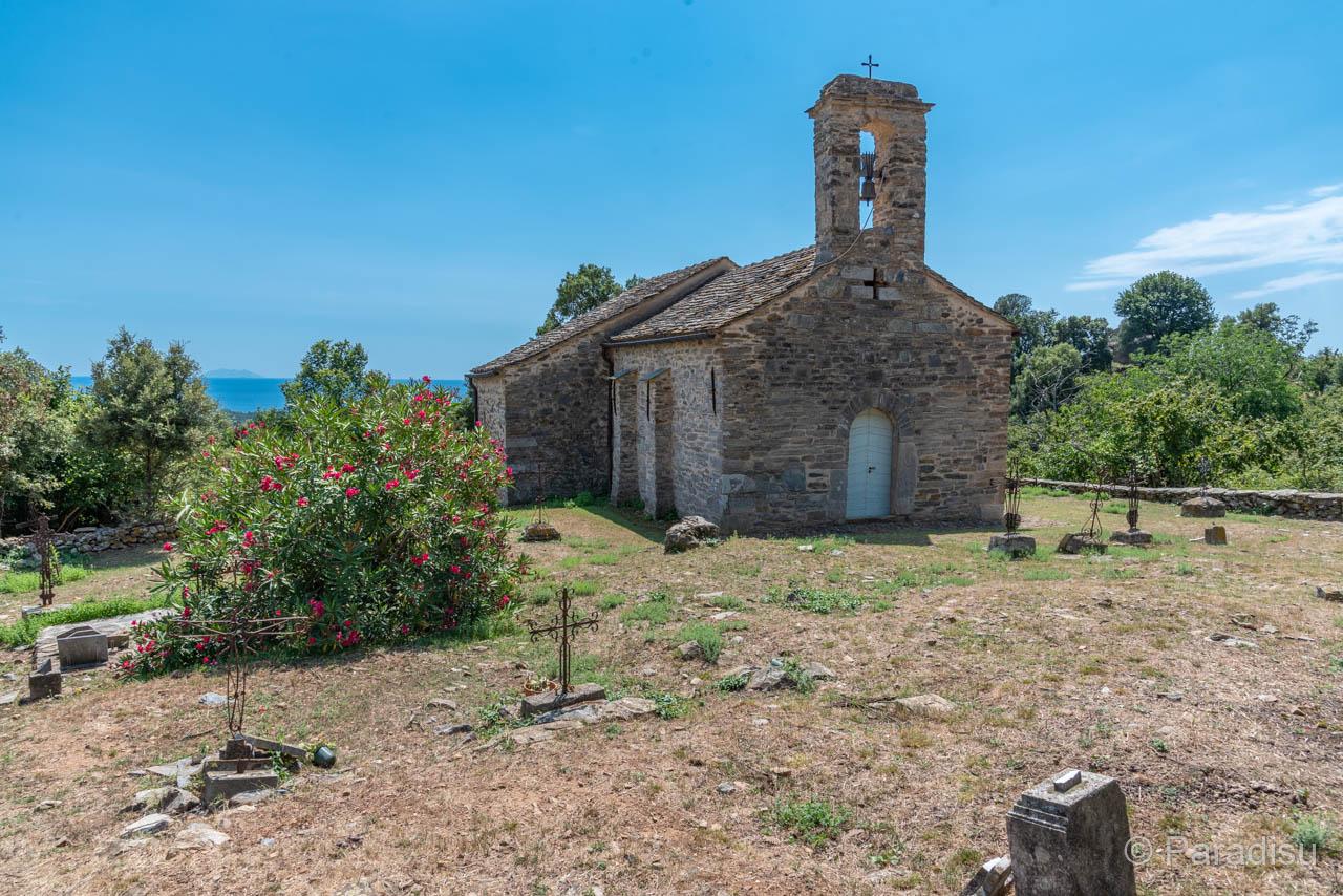 Chapelle Santa Cristina