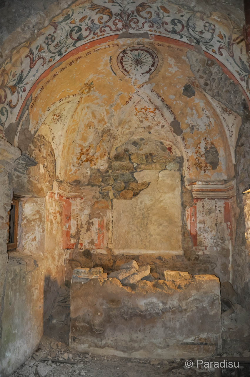 Chapelle Santa Maria Muracciole