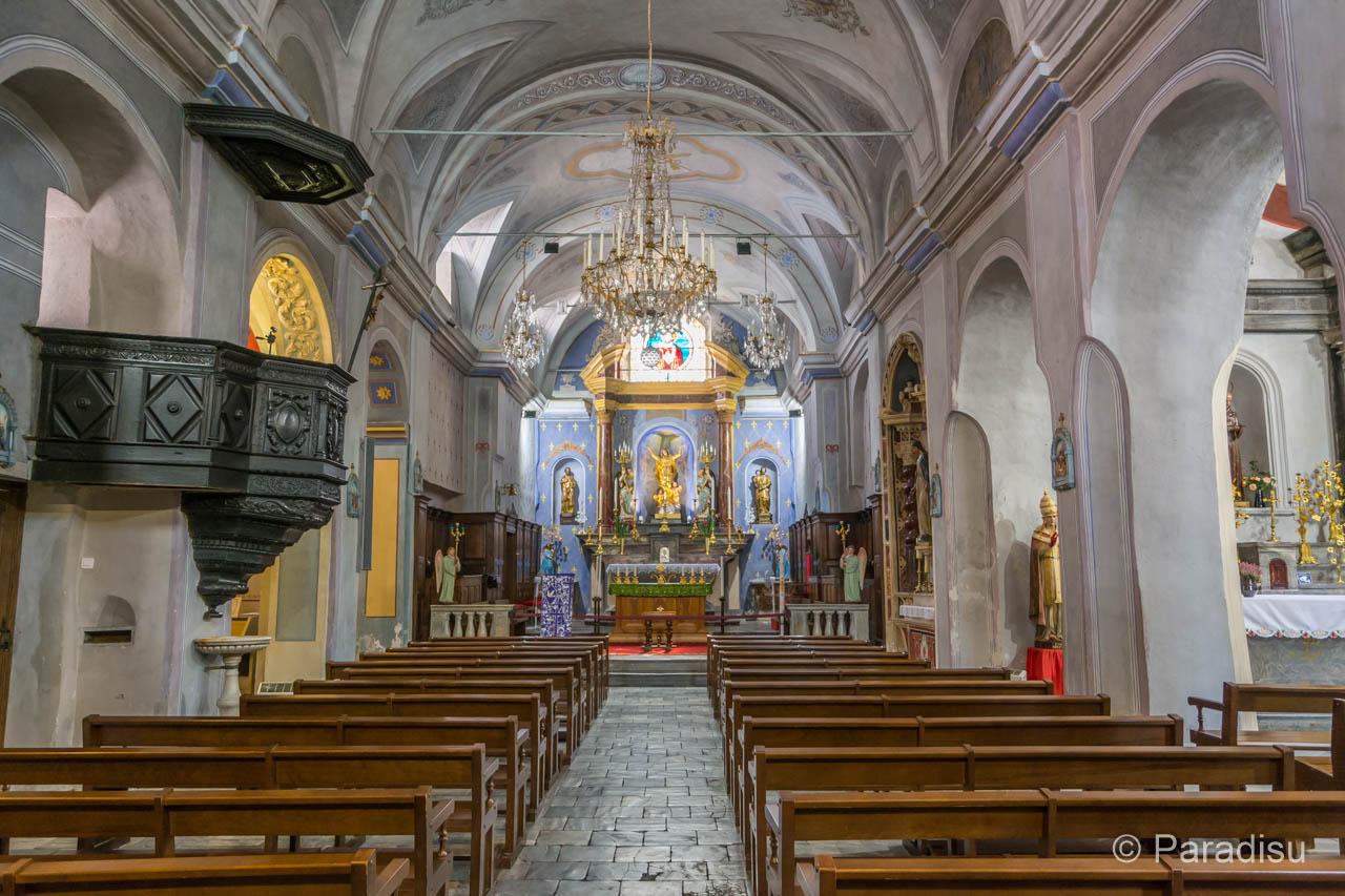 Corte église De L'annonciation