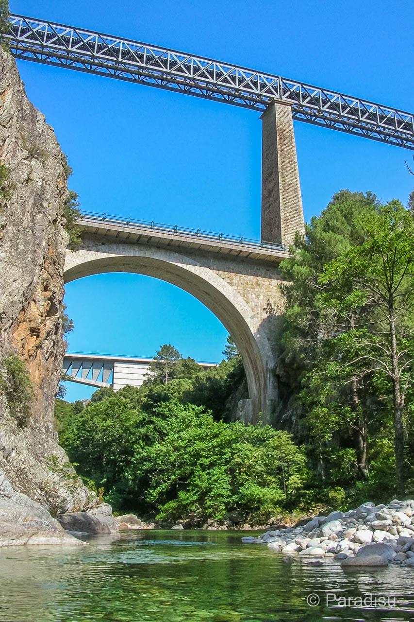 Eisenbahnviadukt Gustave Eiffel Vecchio