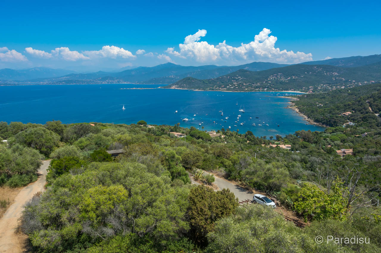 Golf Von Ajaccio - Südküste