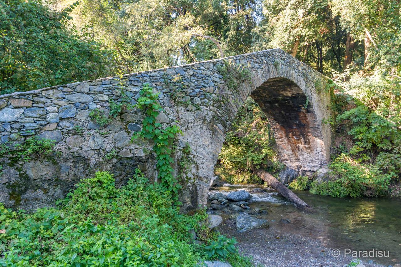 Korsika Geschichte Genueserbrückebrücke