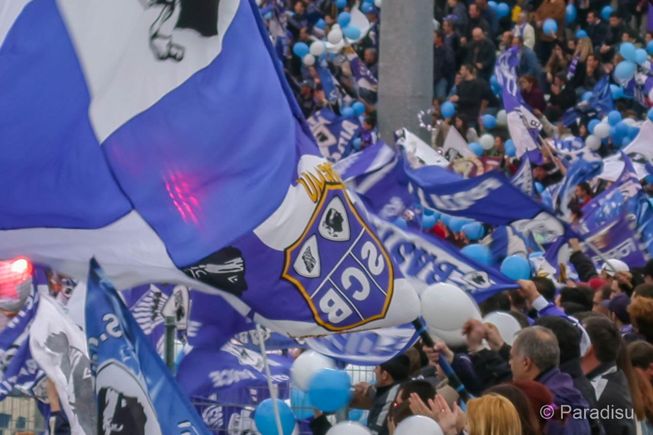Korsika Geschichte Stadion SC Bastia