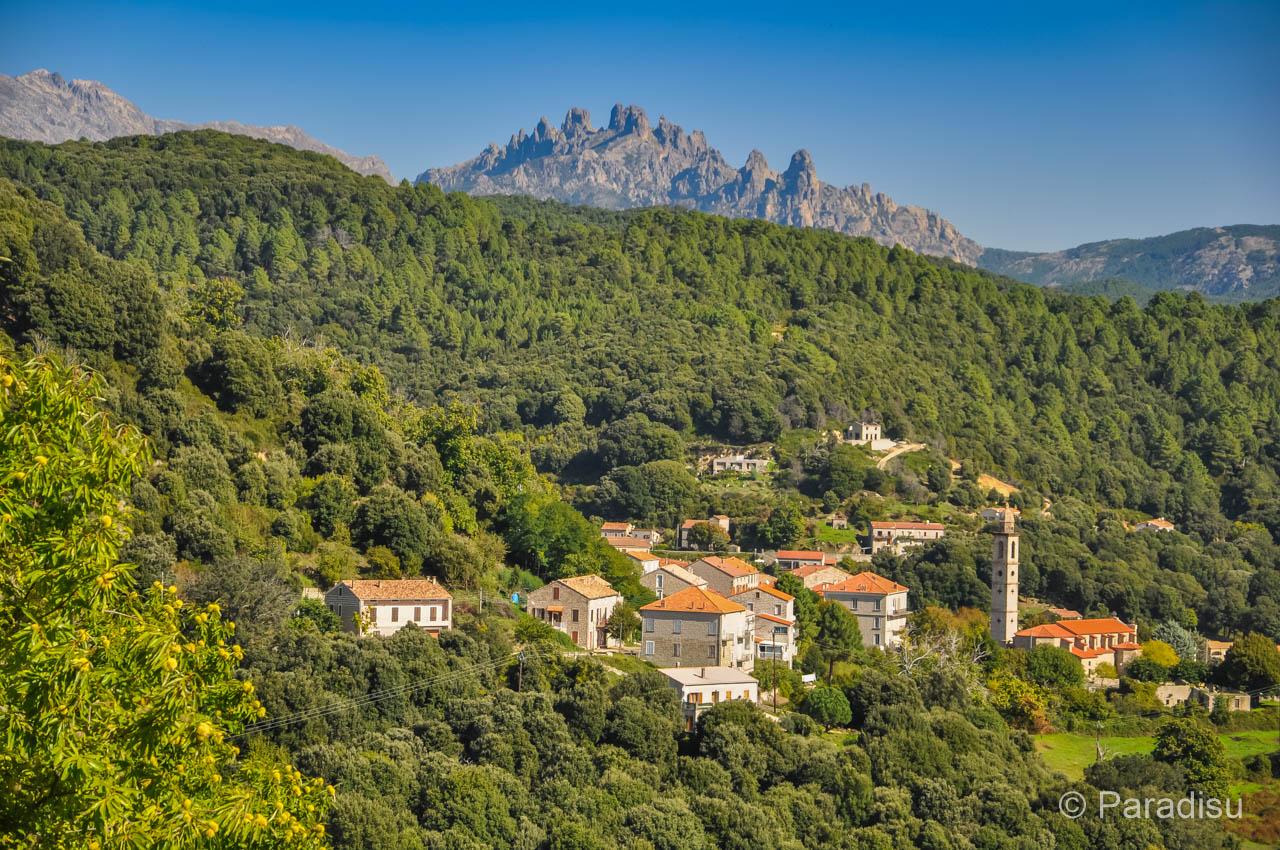 Levie - Alta Rocca