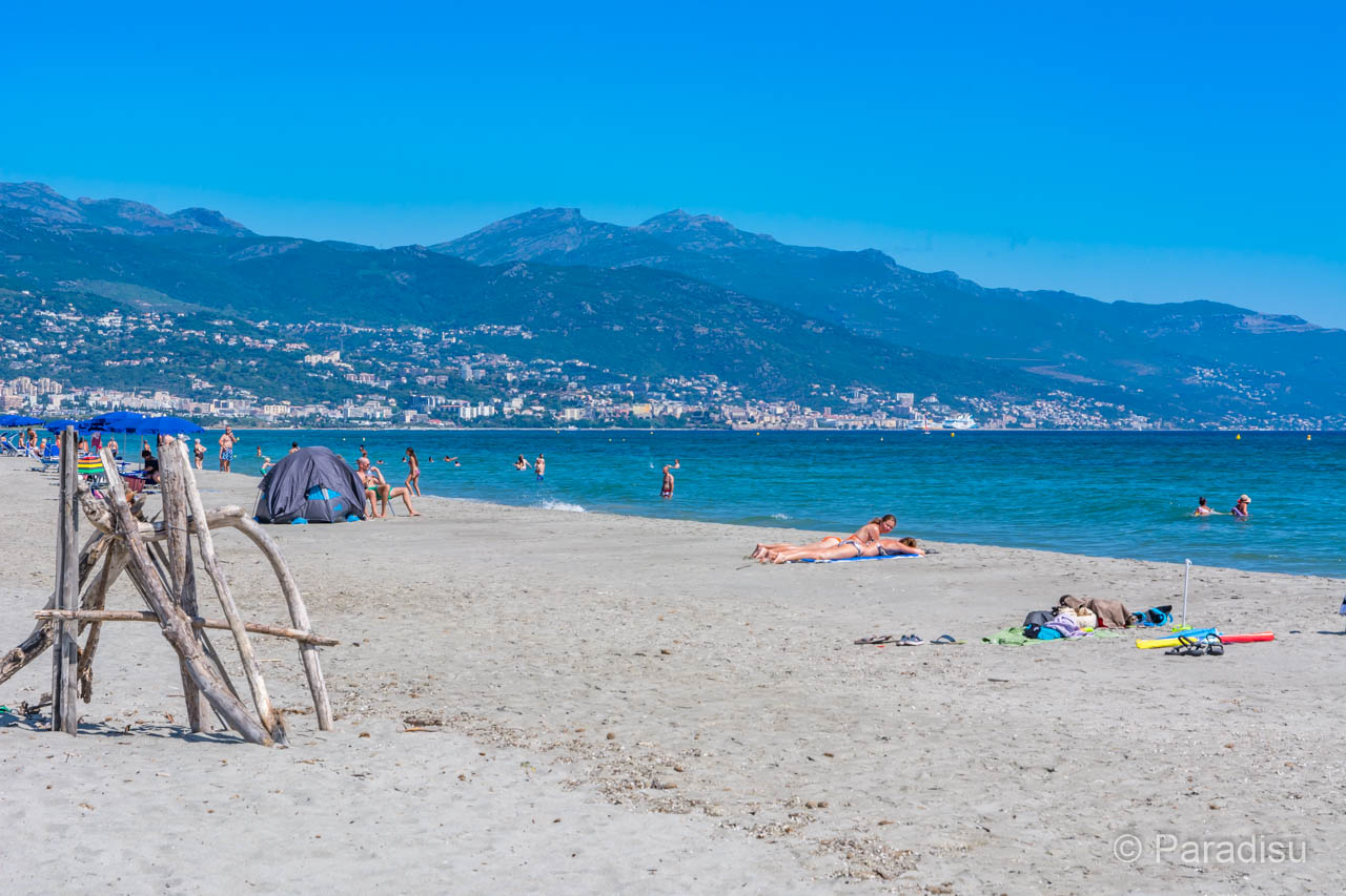 Strand Von Lido Da La Marana