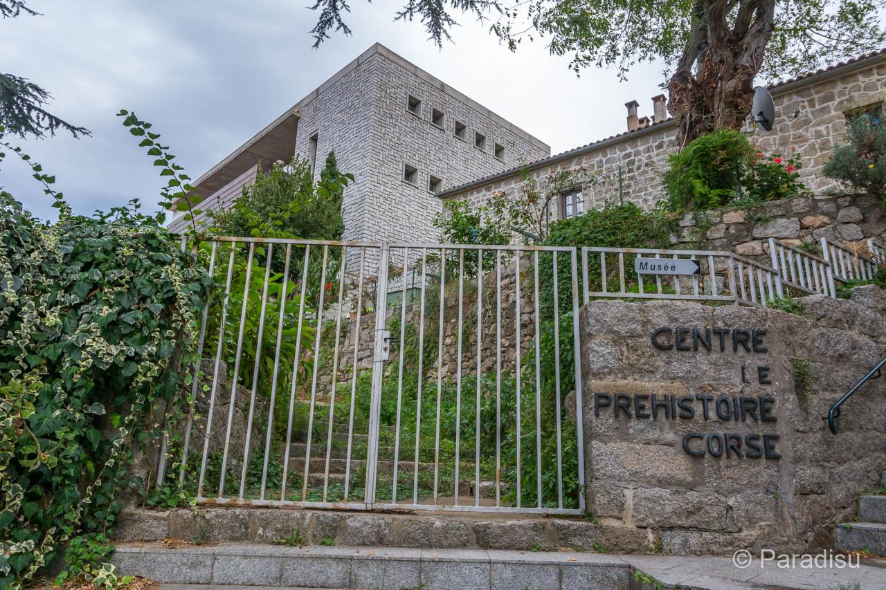 Musée Départemental De Préhistoire De La Corse Sartène