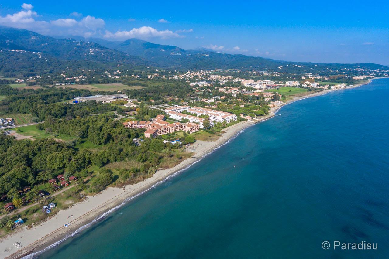 Ostküste Korsika Bei Moriani