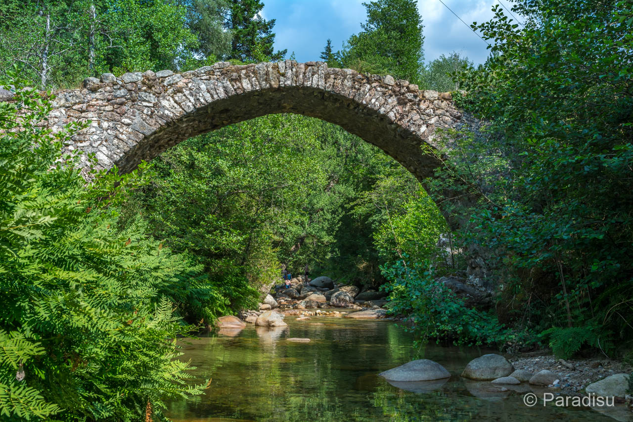 Pont De Zipitoli Genueserbrücke