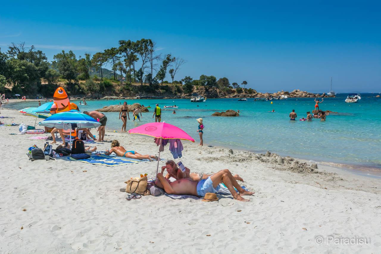 Plage D'Argend / Strand Von Sole E Mare