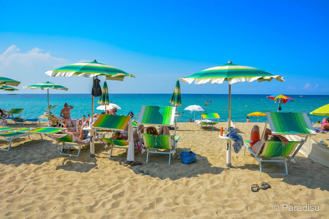 Strand Von Aregno Algajola