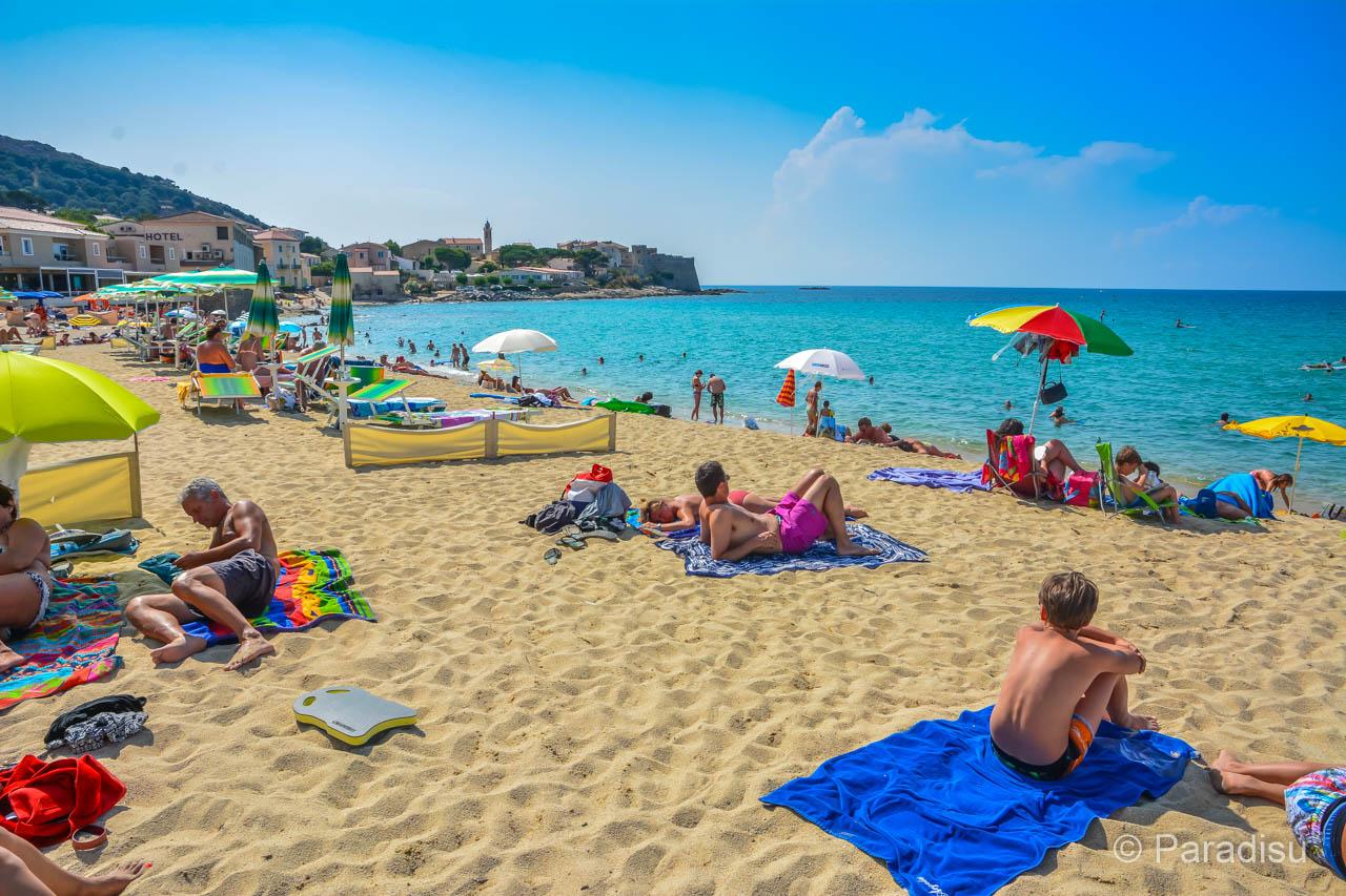 Strand Von Aregno