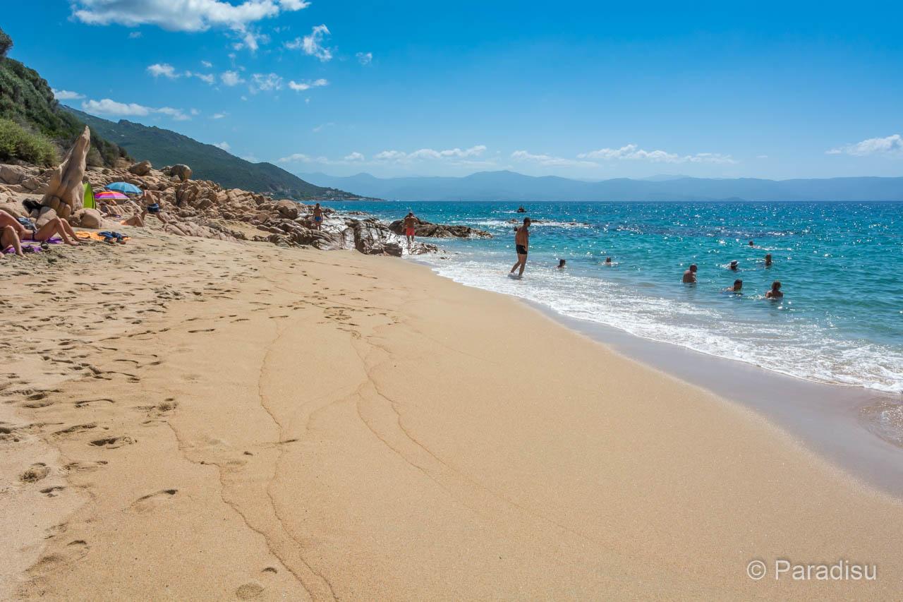 Strand Von Moorea