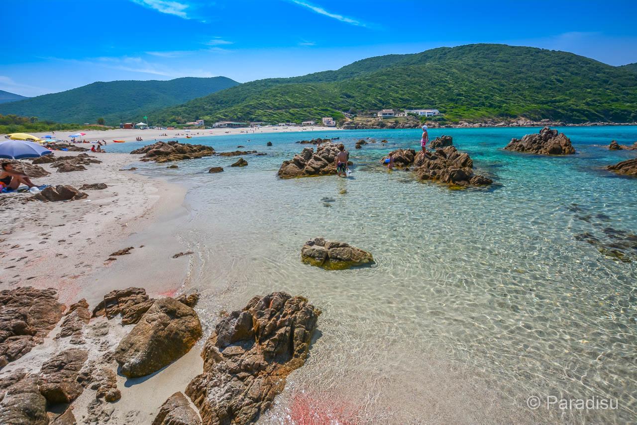 Strand Von Sevani / Strand Von St-Antoine