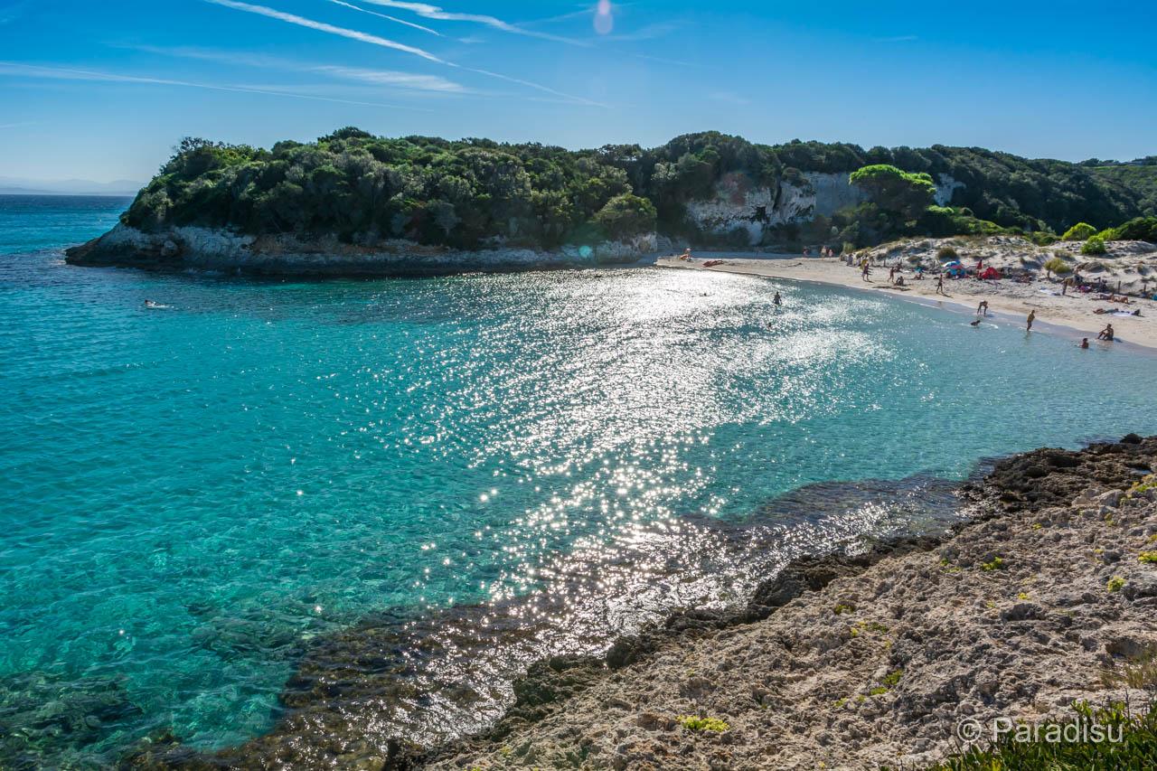 Strand von Sperone