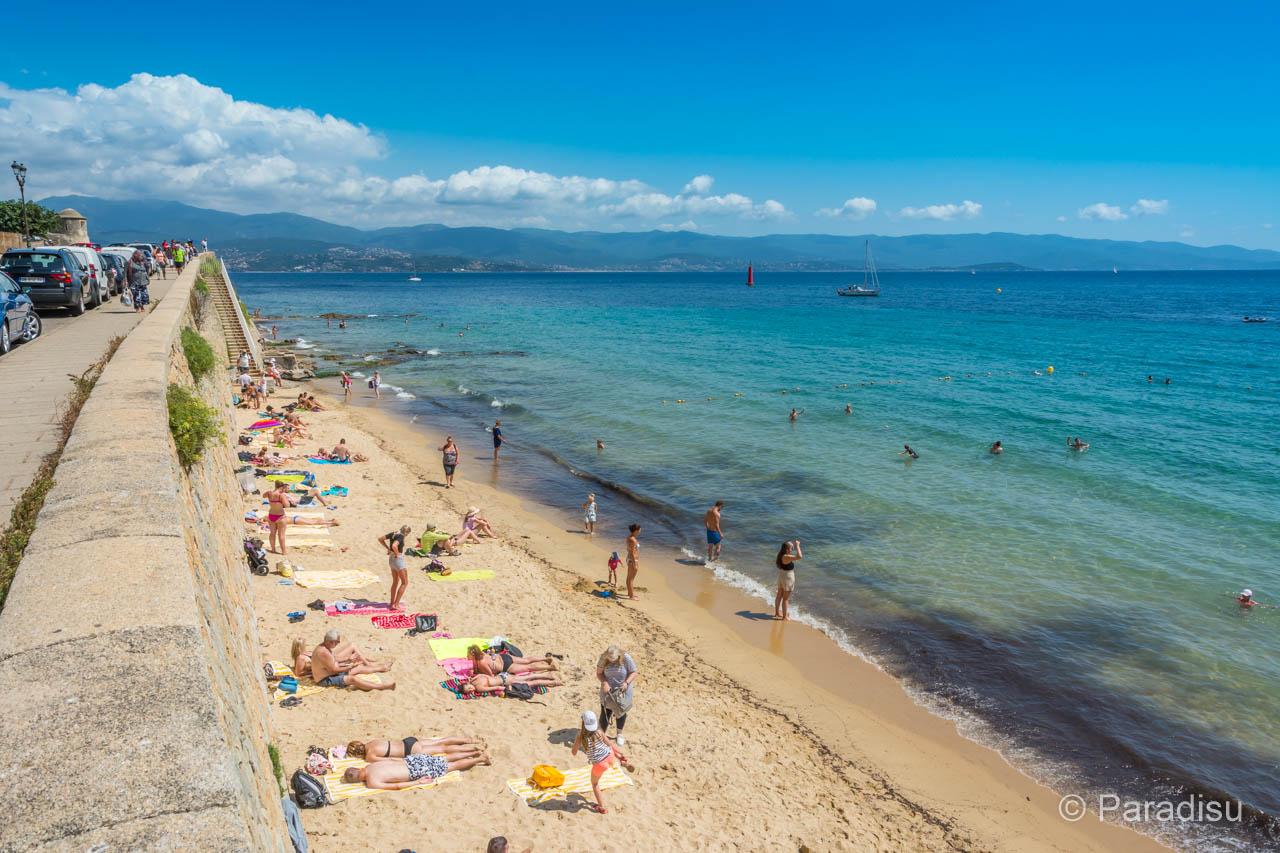 Strand Von St-François