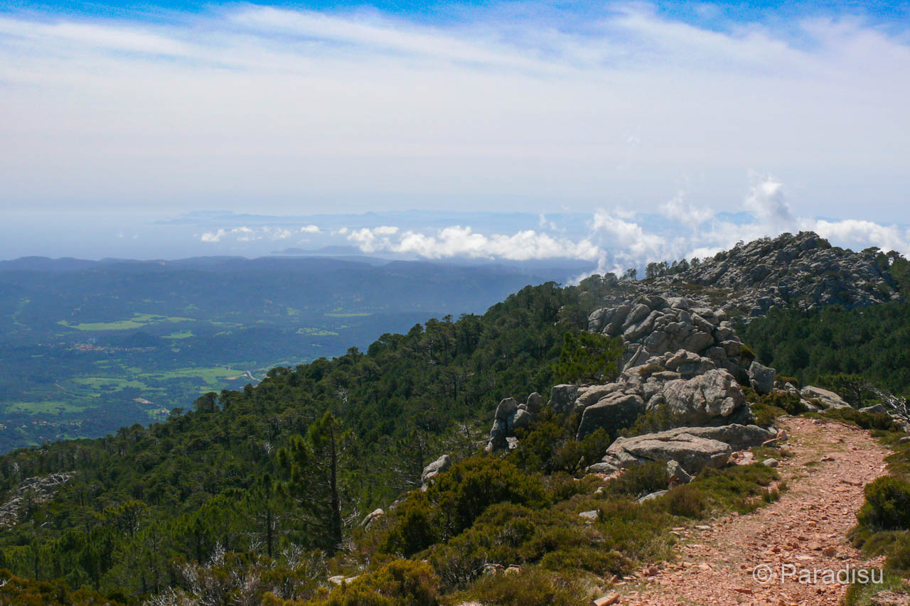 Wanderung Bergeries De Bitalza