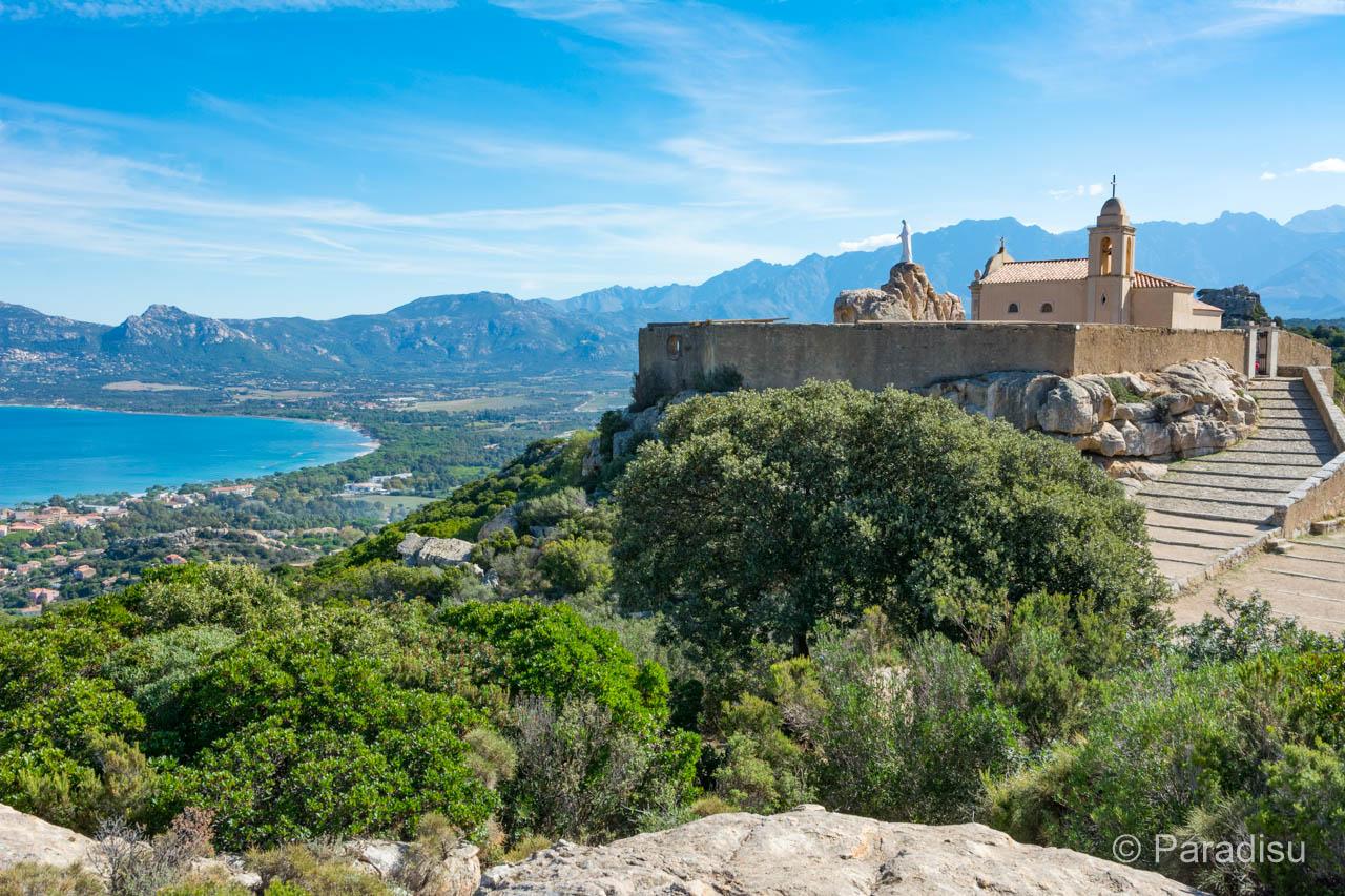 Wanderung Auf Das Capu Di A Veta