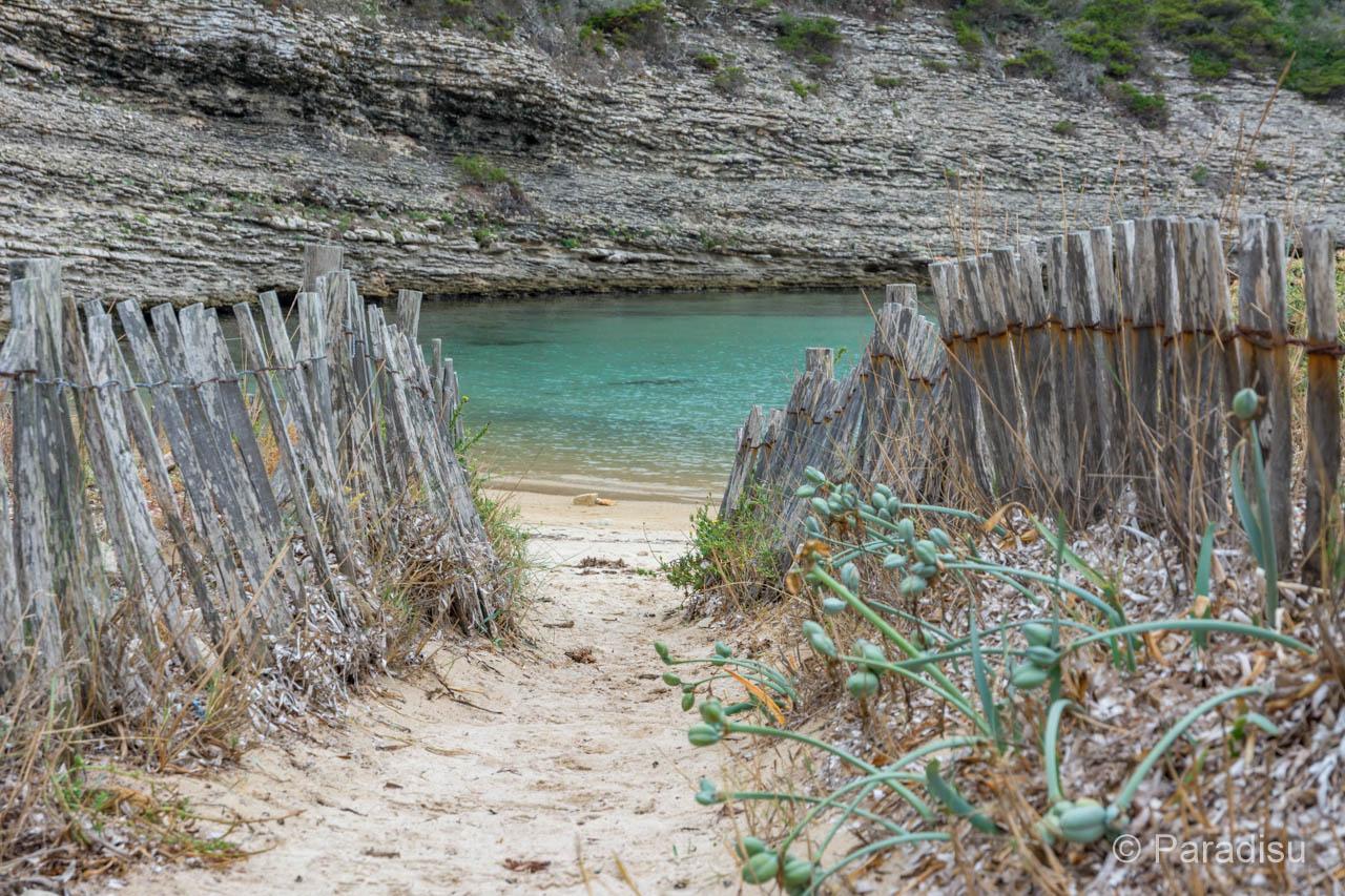 Wanderung Iles De Fazzio