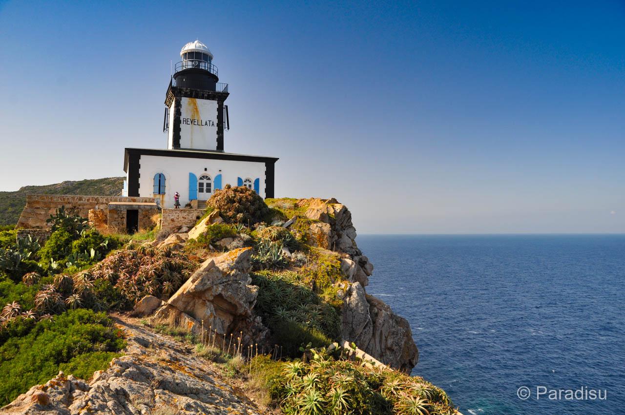 Wanderung zum Leuchtturm von Revellata