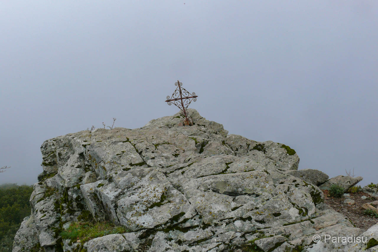 Wanderung Auf Den Monte Sant'Angelu