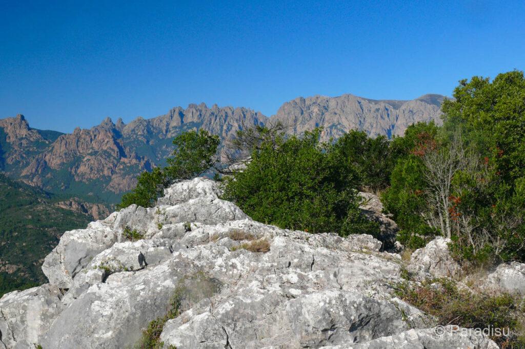 Wanderung Monte Santu