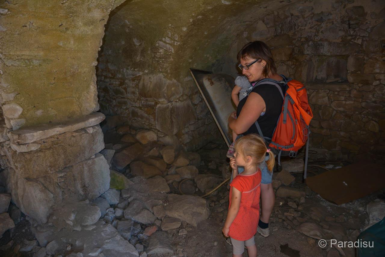 Wanderung Zum Verlassenen Dorf Occi