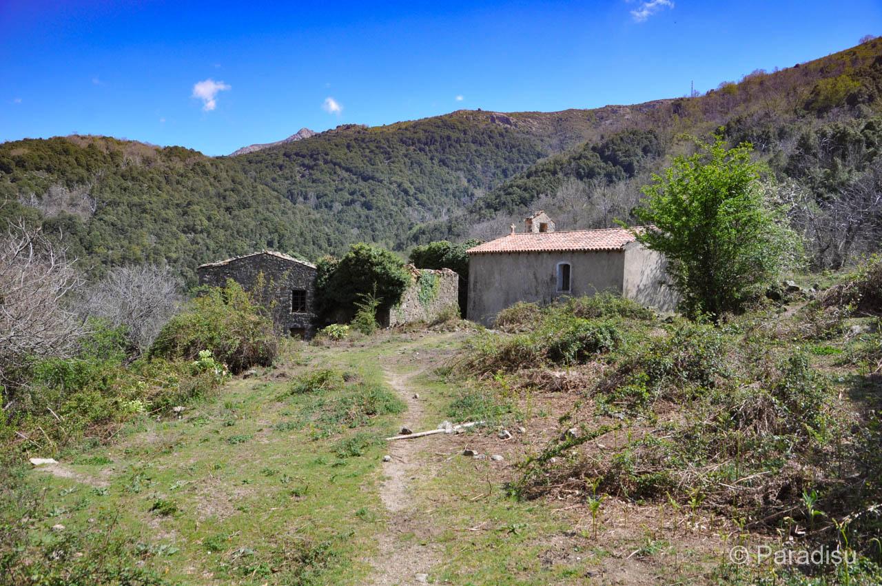 Verlassenes Dorf Tassu