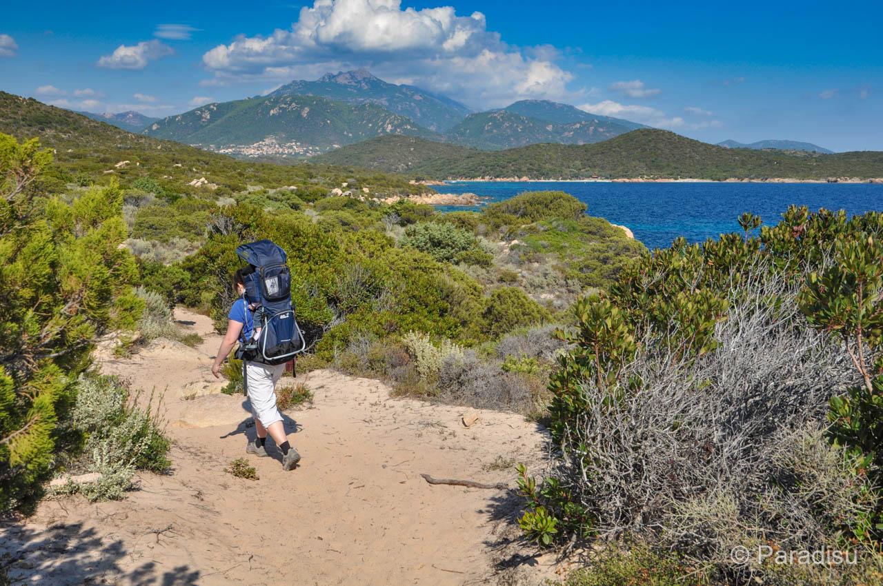 Wanderung Tour D'Olmeto