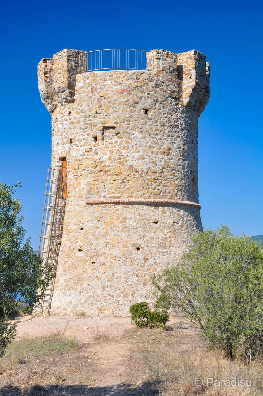 Genueserturm Tour de Capannella