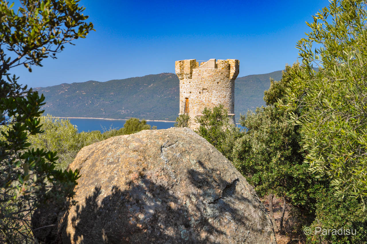 Wanderung zur Tour de Capannella